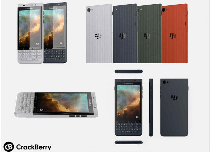 BlackBerry Vienna (Kredit: CrackBery)