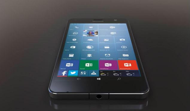 Render Lumia 850 (Kredit: Phonearena)