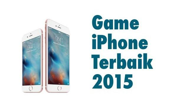 Game iPhone Terbaik 2015