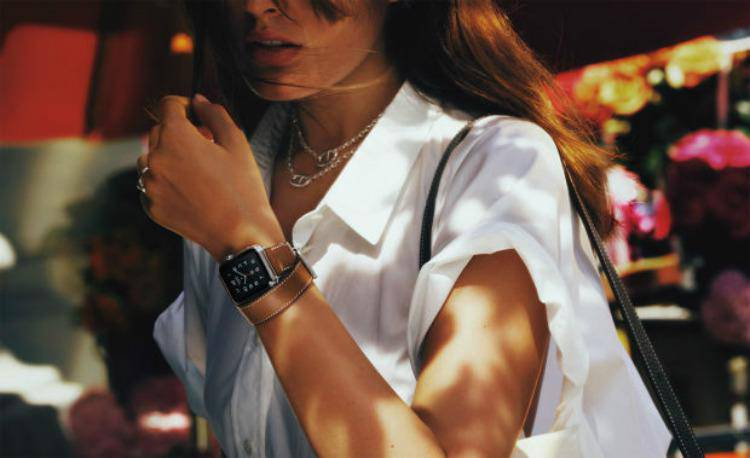 Apple Watch Hermes (Kredit: Fashionista)