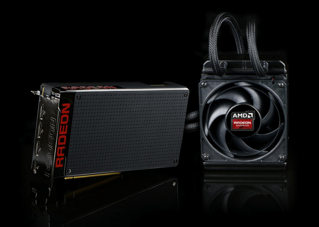AMD Radeon R9 Fury X dengan memori HBM
