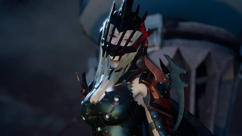 Aranea Highwind salah satu tokoh antagonis pada game ini