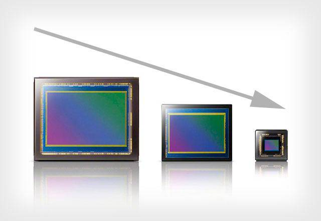 sony sensor business