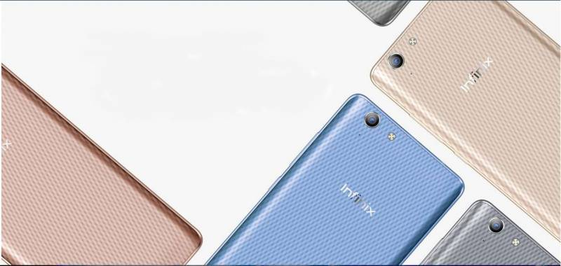 Infinix Hot 3 warna