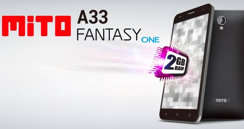 Mio Fantasy One A33