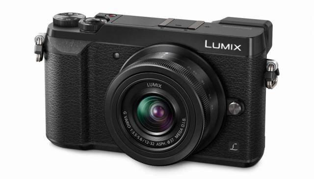 Kamera mirrorless Panasonic Lumix GX85 (kredit: Panasonic)