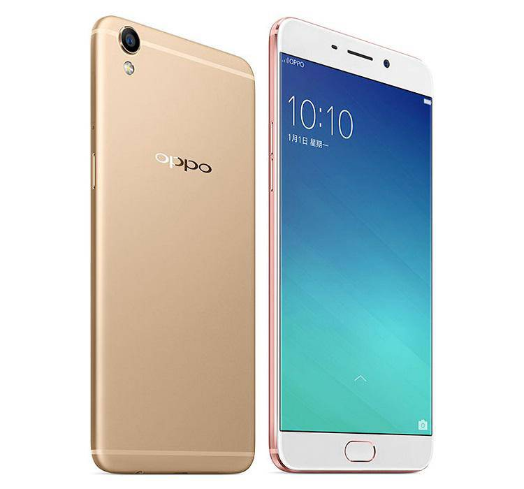 oppo-r9 as f1 plus