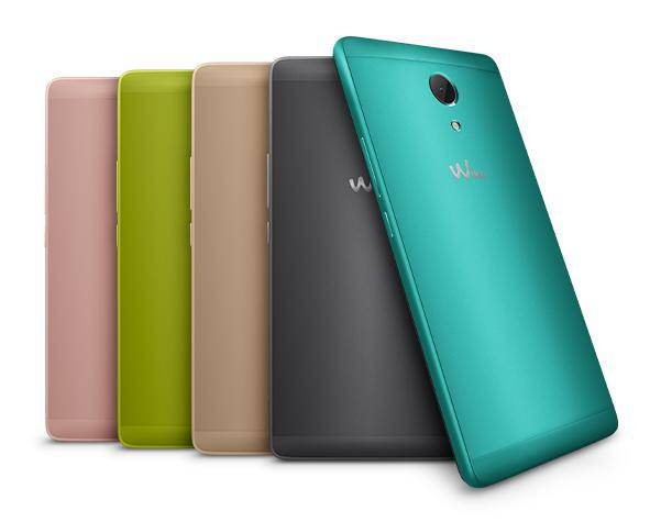 Wiko Robby2