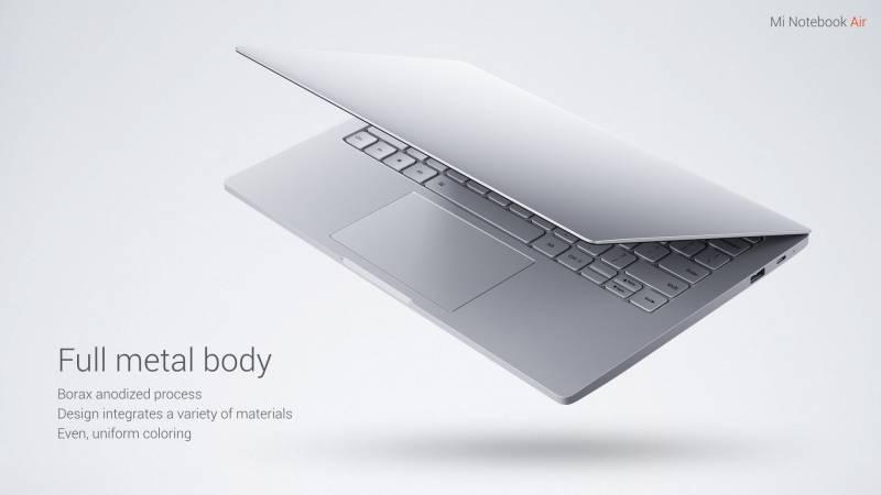 Mi Notebook Air -6