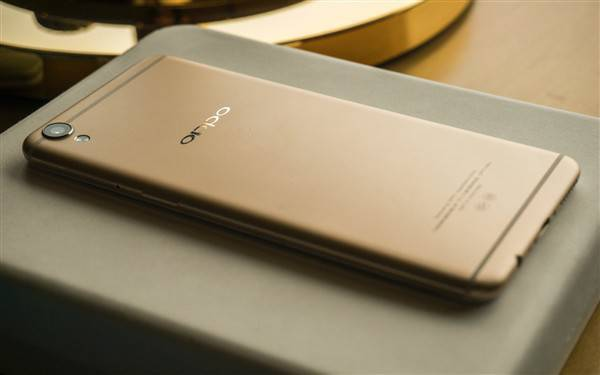 Oppo R9 (Kredit: Gizmochina)