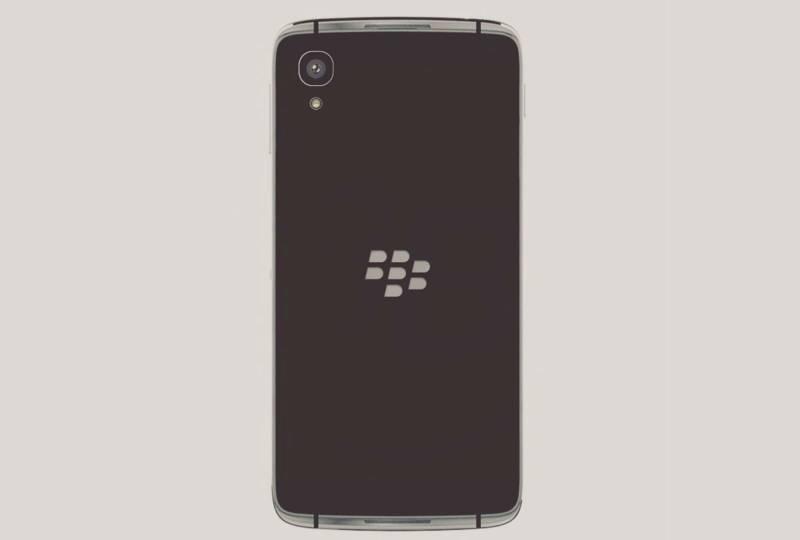 Bocoran BackBerry Neon