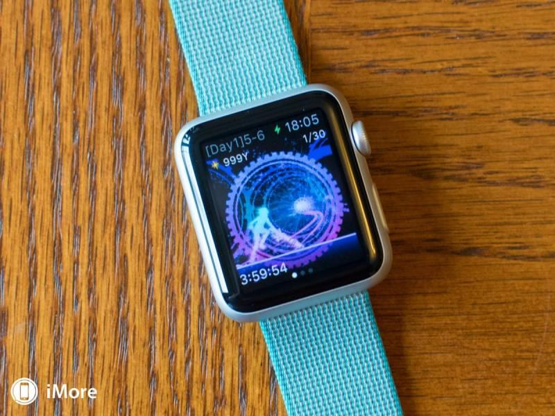 Game Cosmos Rings Tersedia Untuk Apple Watch (Kredit: iMore)