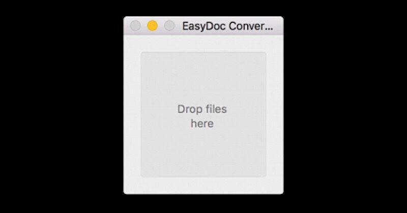 easy doc converter