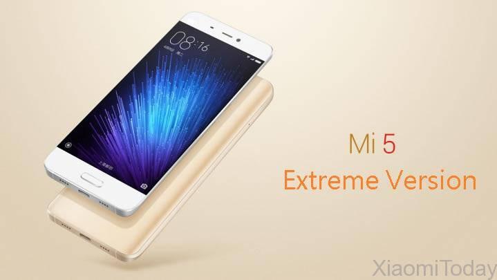 Xiaomi Mi 5 Extreme Version Telah Dirilis Apa Saja