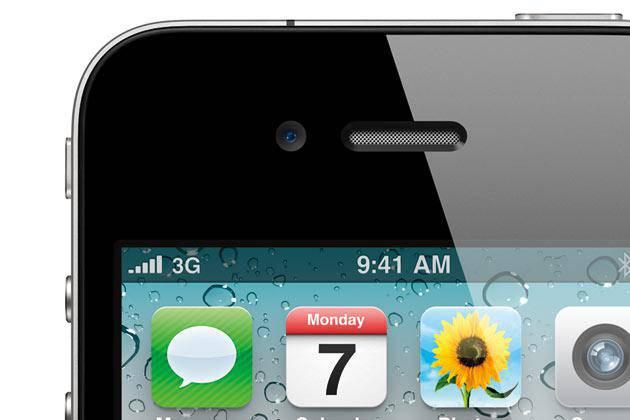 sinyal iphone