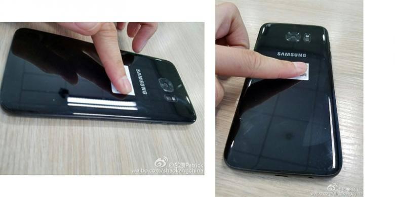 Samsung Galaxy S7 Edge Jet Black