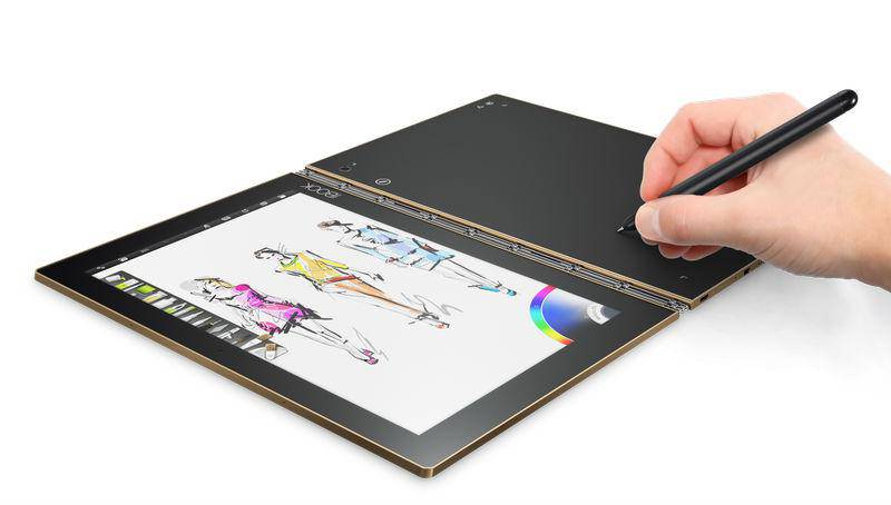 12_yoga_book_painting_create_mode_portrait_drawing_pad