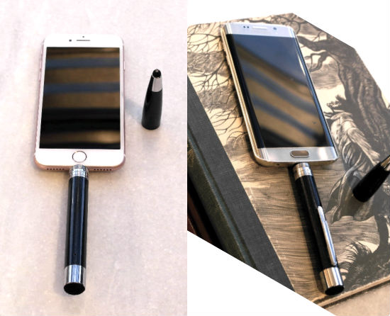 charger universal iphone dan android