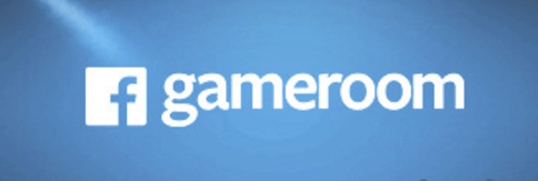 facebook gameroom logo