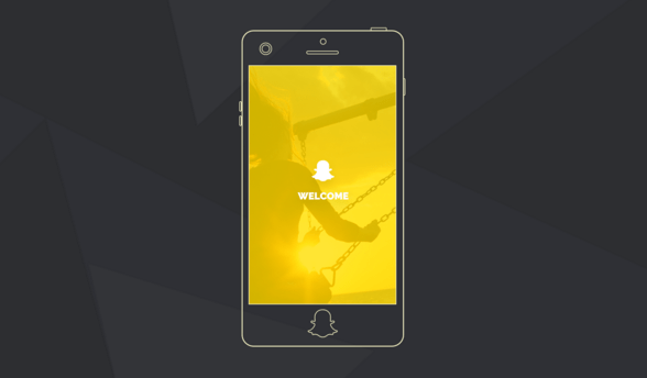snapchat-smartphone