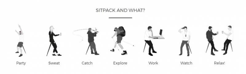 Sitpack