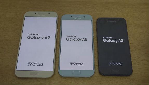 Bundling Trio Samsung Galaxy A 2017 Dapat Kuota 14GB Dan Video