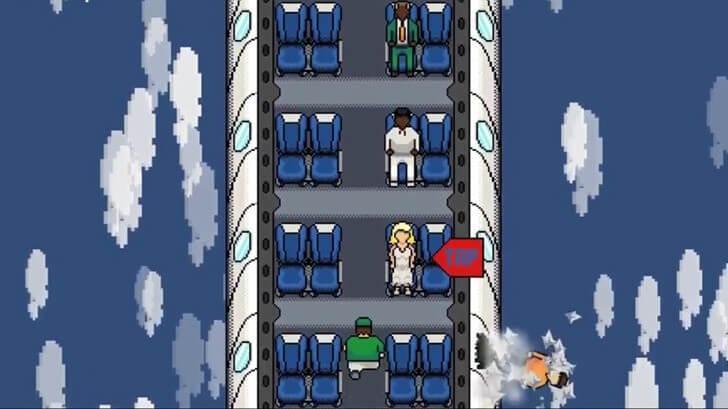 game usir penumpang