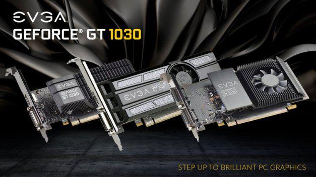 EVGA GeForce GT 1030 00