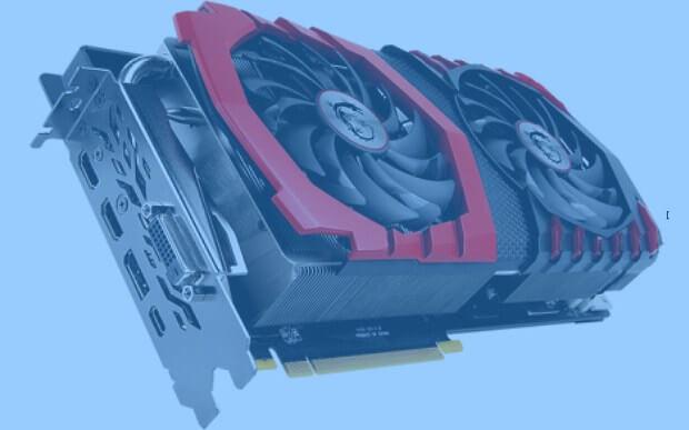 MSI GTX GPU