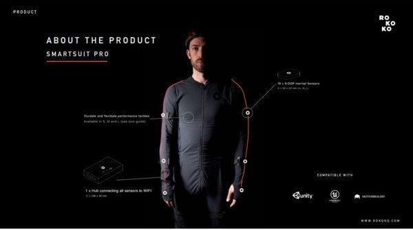 Rokoko SmartSuit Pro 00a