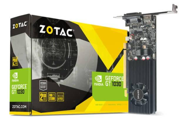 Zotac GeForce GT 1030 00