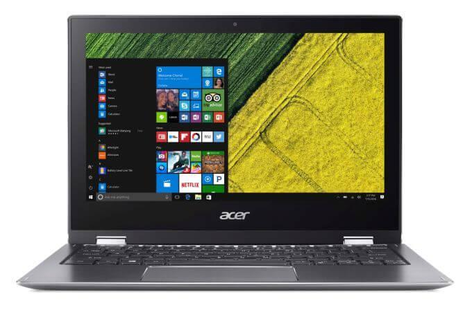 acer spin 1-2