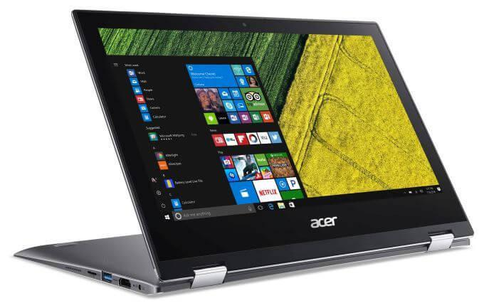 acer spin 1-3