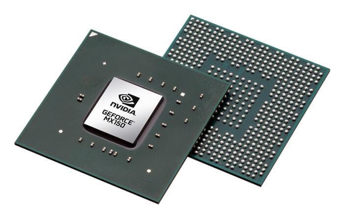 nvidia geforce MX150 00