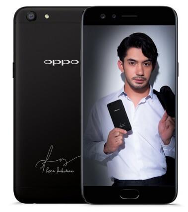 Opo F3 Reza Rahadian