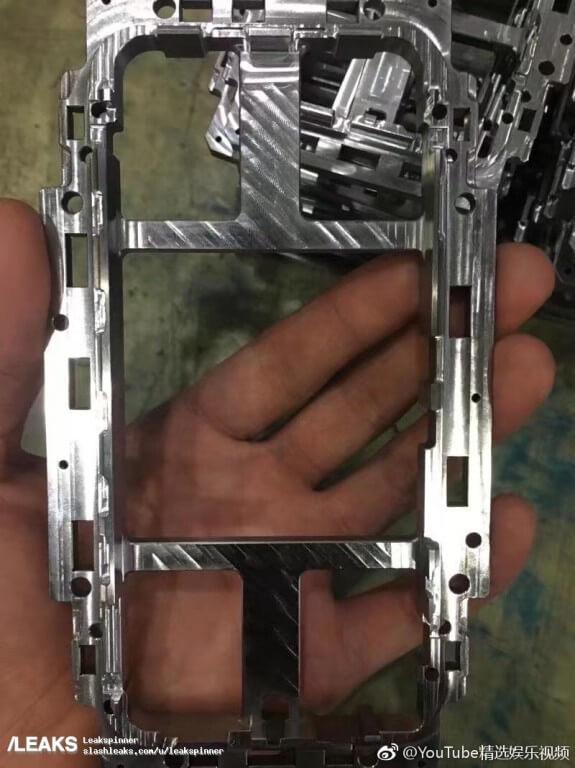 iphone 8 frame metal 1