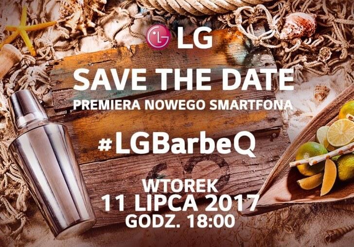 LG Q6 invitation