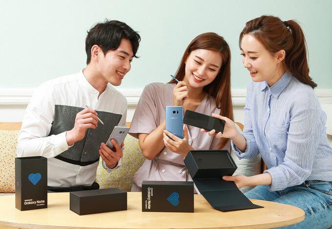 Samsung Galaxy Note 7 FE 11