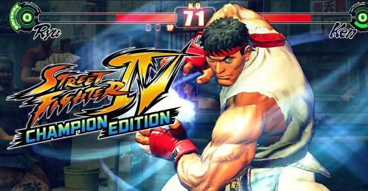 Street Fighter IV Champion Edition 02