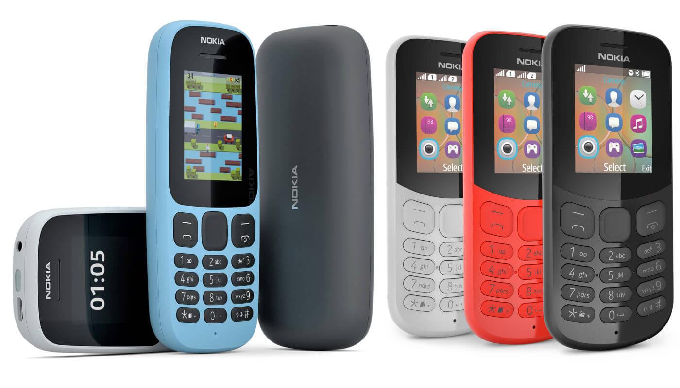 Ponsel Fitur Terbaru Nokia 105 dan Nokia 130 Telah Diluncurkan Dengan Harga Murah