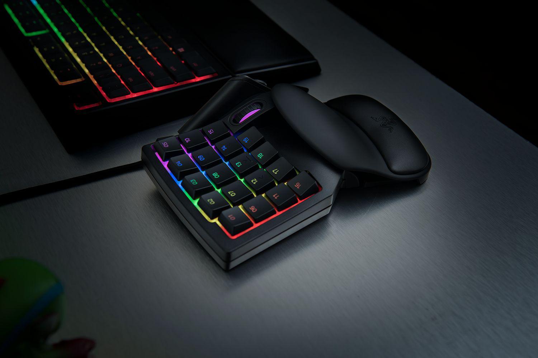 Circuit Board Laptop Keyboard Not Lossing Wiring Diagram Computer Kemudahan Kenyamanan Bermain Game Bersama Keypad Razer With Labels