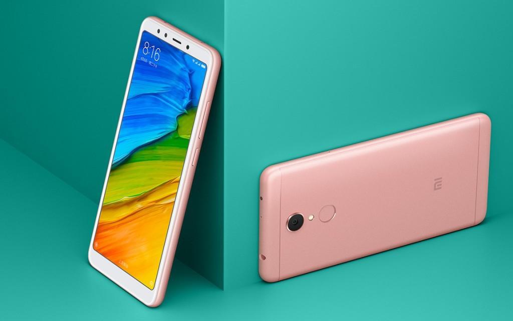 Spesifikasi dan Harga Xiaomi Redmi 5, Punya Layar 5,7 Inci 18:9 ...
