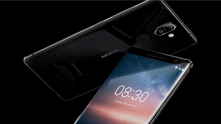 Nokia 8 Pro
